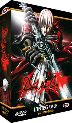 ★ Devil May Cry ★ Intégrale Gold 4 DVD