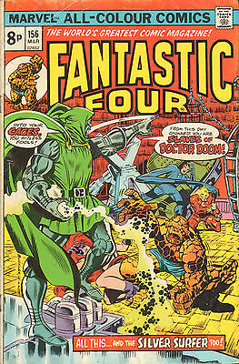 Fantastic Four Nr. 156  - Marvel Comics (1975, Us)