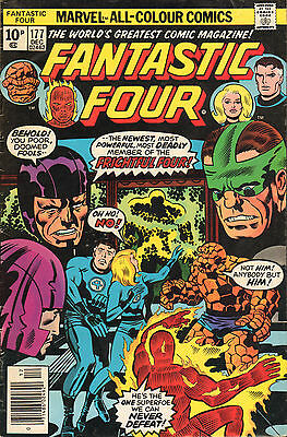 Fantastic Four Nr. 177  - Marvel Comics (1976, Us)