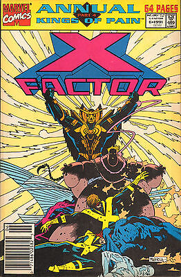 X-Factor Nr. 06  - Marvel Comics (1991, Us)
