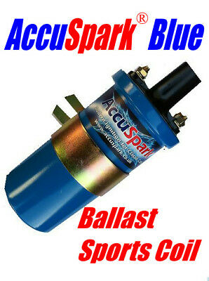 AccuSpark Blue Ballast Sports Ignition coil