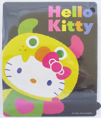 Sanrio Costume Hello Kitty Sticker (Black/Monster)~KAWAII!!