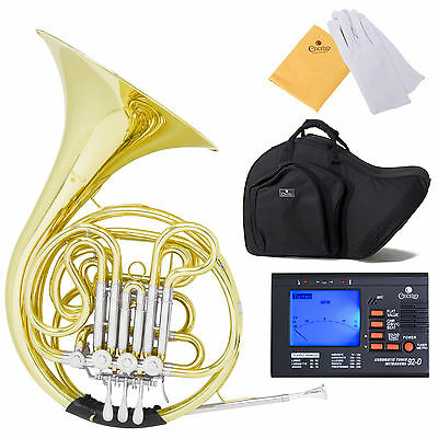 CECILIO 3Series FH-380 DOUBLE FRENCH HORN in F/Bb Key
