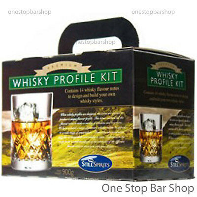Premium Whisky Profile Recipe Kit - Still Spirits