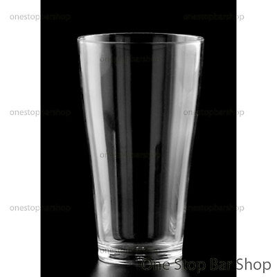 Conical Pot Beer Glass 285ml Polycarbonate ShatterProof