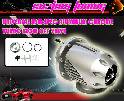 Audi Vw Volve Ssqv Silver Limited Turbo Blow Off Valve