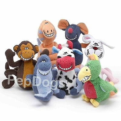 Deedle Dudes SINGING Talking Puppy Small Medium Sound Music Voice Box Dog Toy