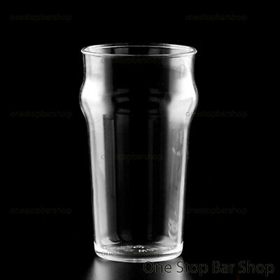 Nonic Pint Beer Glass 568ml Polycarbonate