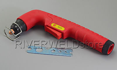 Trafimet S45 Air Plasma Cutter Cutting Torch Head Body Hand Torch Head Body