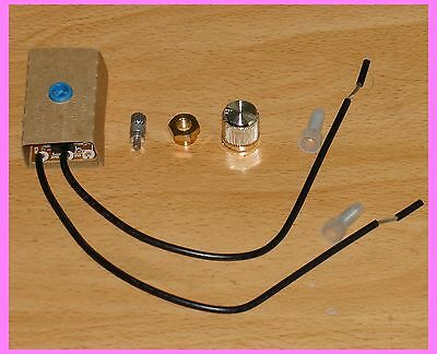 New Lamp Rotary Dimmer Switch 60 300w 120vac Replacement