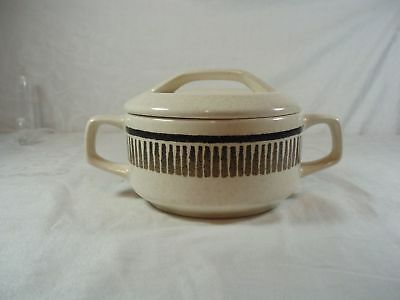 Lenox Percussion Sugar Bowl with Lid