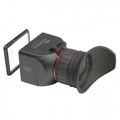 GGS Swivi S1 4:3 Foldable LCD Viewfinder Loupe