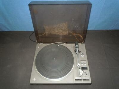 Vintage Philips AF-777 Automatic Turntable *FOR PARTS ONLY*
