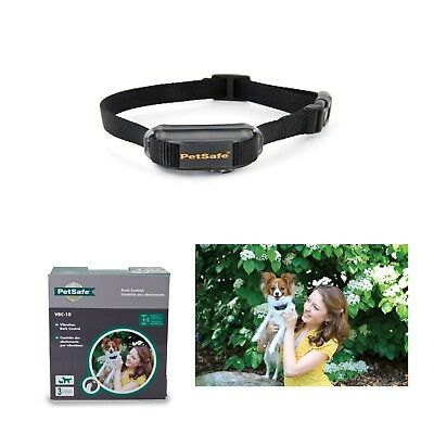 VIBRATION BARK CONTROL DOG COLLAR FULLY ADJUSTABLE WATERPROOF By Petsafe