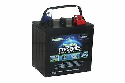 6 Volt Powabloc T125 270 AH Traction Battery (FFP6240)