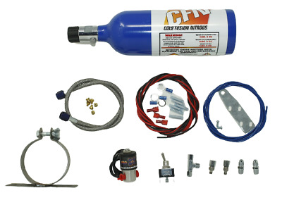 Nitrous Oxide Motorcycle Kit for dragbike new!