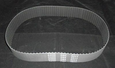 """DPI Supercharger Belt 1/2 Pitch 108 tooth 54""""L 3""""W"""