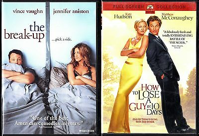 The Break-Up & How To Lose A Guy In 10 Days - 2 DVDs