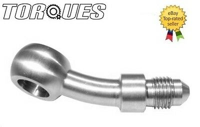 Stainless Steel Banjo Adaptor 10mm to AN-3 3//8x24 AN3 20 Degree Fittings