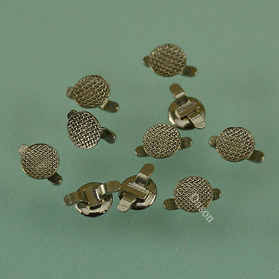 10pcs Dental OrthodonticTwin lingual buttons