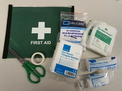 Outdoor Pursuits First Aid Kit - Hiking Walking Camping Rambling Fun Days Out