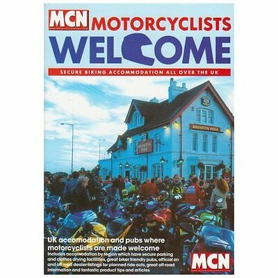 Motorcyclists Welcome Book