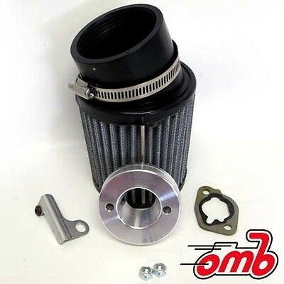 High Performance Air Filter Adapter Kit Complete For Honda GX200 GX160 Clone