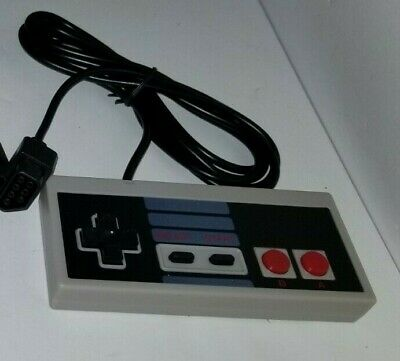10 FT 8 Bit Controller Control Pad in Box for Nintendo NES System Simple Jet
