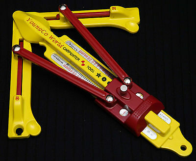 New easy wood/drafting Protractor angle finder tools-S