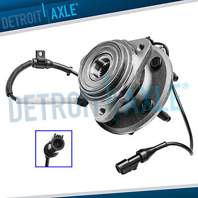 Front Wheel Hub and Bearing Assembly for Ford Ranger Mazda B3000 - 4WD w/ABS
