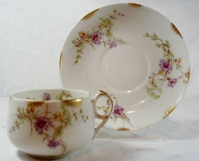 Chas Field Haviland CHF742 Cup and Saucer