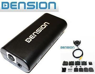 Dension Gateway100 GW16VC1 VW iPod iPhone interface adaptor and cradle