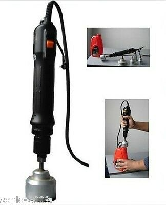 220V  Electric Hand Held Bottle Capping Machine