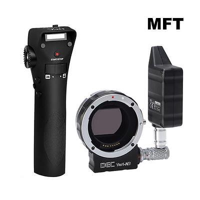 Aputure DEC Vari-ND Wireless Remote Lens Adapter For MFT GH5 BMMCC GH4 BMPCC UK