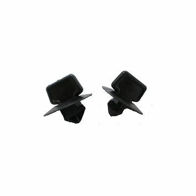 Genuine Ford Mondeo MK3 Front Grille Clips X2