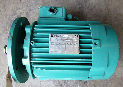 Leroy Somers Electric Motors #003668-2000 Frame 2-LS90P 230v 1720rpm KW1.1 NEW S