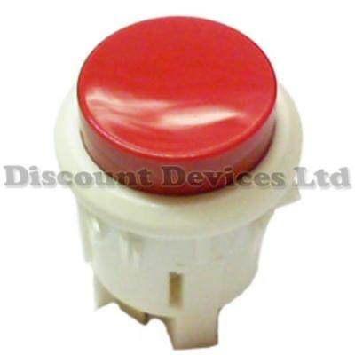 Large Momentary Push Button Switch 16A 250V 4Poles DPST