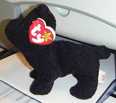 483d9632ecc SCOTTIE Scotty Dog Retired Ty Beanie Baby Babies Mint with Tag Style  4102