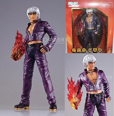 SNK The King of Fighters KOF K' Dash K Prime 1/8 Scale Figure New in Box