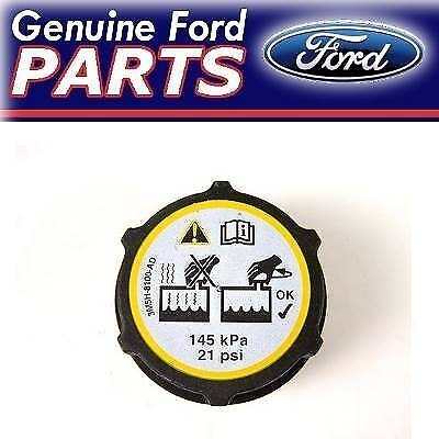 Genuine Ford Radiator Expanion Tank Cap Focus Fiesta Mondeo Transit Galaxy 2007+