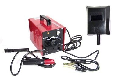 100 Amp Arc Welding Machine - 110 VAC Electric Arc Welder Portable Welder