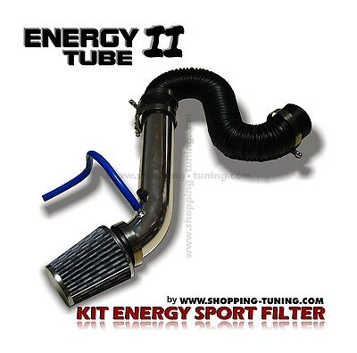 Kit D'admission Directe Sport Filtre A Air Tube Inox Volvo C30 C70 S40 S60 S70