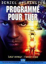 DVD *** PROGRAMME POUR TUER ***avec Russell Crowe