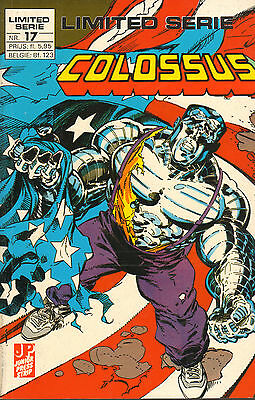 Limited Serie 17 - Colossus (Junior Press , 1991)