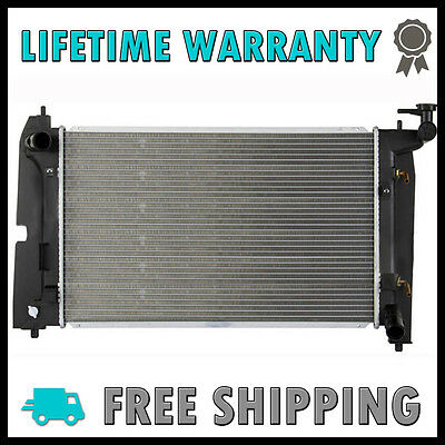 2428 New Radiator For Corolla Matrix 03-08 Vibe 03-06 1.8 L4 Lifetime Warranty
