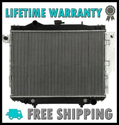 Radiator For 11-16 2017 Ram 1500 3.6L 5.7L 2009-2010 Dodge Ram 1500 RK1733 13129