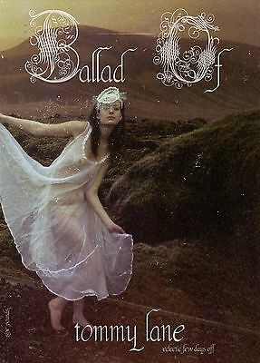 THE BALLAD OF TOMMY LANE Magazine #2 SAGA SIG; ELLEN ROGERS; BARRY LEWIS @NEW@