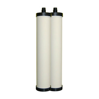 2 x Compatible Water Filter Cartridge for Franke Triflow FRX02/FR9455 (SC-25-FR)