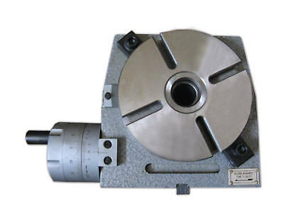 "4"" precision horizontal and vertical rotary table"