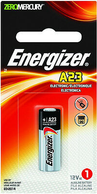 A23 Energizer Battery, 12 Volt - 1Pack